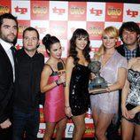 Sé lo que hicisteis: TP de Oro 2009 Mejor Programa de Entretenimiento