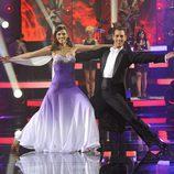 Helen Lindes baila un fox en 'Más Que Baile'