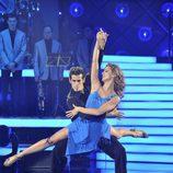 Víctor Janeiro baila una rumba de salón 'MQB'