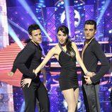 Baile de entrada de Pilar Rubio en la gala 4 de 'Más Que Baile'