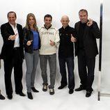 Presentación de la F1, temporada 2010