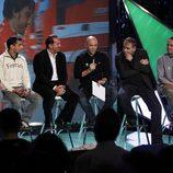 Nira Juanco, Marc Gené, José Miguel Contreras, Antonio G. Ferreras y Jacobo Vega