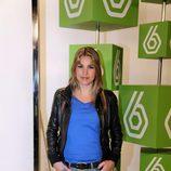 La periodista deportiva Nira Juanco