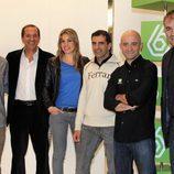 El equipo de Fórmula 1 de laSexta con Contreras y Ferreras