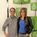 Jacobo Vega y Nira Juanco