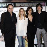 El equipo de los Oscar 2010 en Canal+