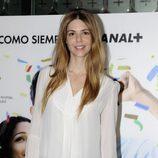 Manuela Velasco durante los Oscar 2010 de Canal+