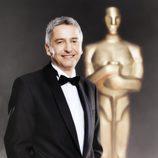 Juan Zavala en los Oscar 2010 de Canal+