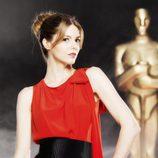 Manuela Velasco en la 82ª edición de los Oscar 2010