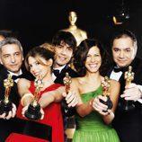 Los premios Oscar 2010 en Canal+