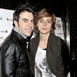 Alberto Herrera y Sandra Barneda