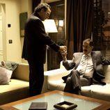 José Coronado ofrece una copa