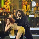 El Sevilla baila salsa en 'MQB'