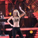 Edurne baila 'Flashdance' en 'Más Que Baile'