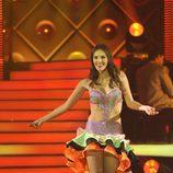 Helen Lindes baila samba en 'Más Que Baile'