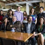 Actores de 'Pelotas', segunda temporada