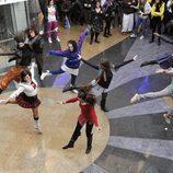 Flashmob de 'Glee' en España