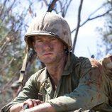 James Badge Dale, del elenco de 'The Pacific'