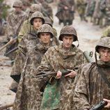 Soldados en 'The Pacific'