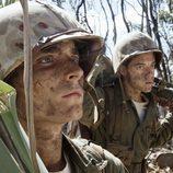 Los soldados de 'The Pacific'