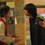 Lucas se encara a su hermano Mateo en 'Los protegidos'