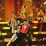 Víctor Janeiro baila samba 'MQB'