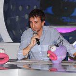 Pablo Motos junto con Trancas y Barrancas