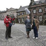 Joaquín Reyes visita Escocia con 'Planeta Finito'