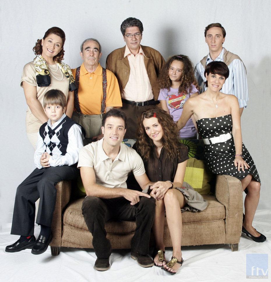 Primera (1a) Temporada completa de la família Mata: