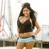 Nicole Snooki de 'Jersey Shore'