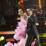 Víctor Janeiro baila un 'quick step' en 'MQB'