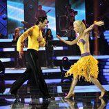 Edurne baila un 'cha-cha-chá' en 'Más Que Baile'
