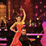 Helen Lindes baila un pasodoble en 'Más Que Baile'