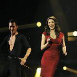 Pilar Rubio baila en la gala 7 de 'MQB'