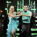 Belén Esteban baila una samba en 'MQB'