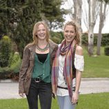 Lucía Guerrero y Nazaret Aracil en 'Karabudjan'
