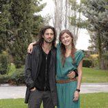 Marta Nieto y Hugo Silva en 'Karabudjan'