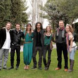 Los actores de 'Karabudjan'