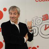 Carlos Sobera, productor ejecutivo de 'Justo a tiempo'