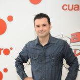 Iñaki López, presentador de 'Justo a tiempo'