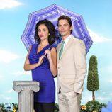 Luisma y Paz en la séptima temporada de 'Aída'