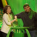 Tina Fey y Steve Carrell