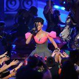 Rihanna en los Kids Choice Awards 2010