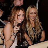 Miley Cyrus y Leticia 'Tish' Cyrus