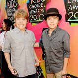 Dylan Sprouse y Cole Sprouse
