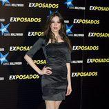 """Aroa Gimeno, en la première de """"Exposados"""""""