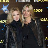 Genoveva Casanova y Patricia Cerezo