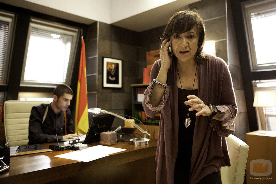 Blanca Portillo en 'Trampa letal'