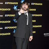 Santi Millán en la presentación de 'Exposados'