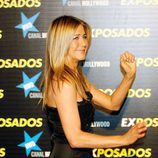 Jennifer Aniston karateca